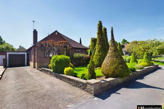 Thumbnail Detached bungalow for sale in Grange Road, Elstree, Borehamwood