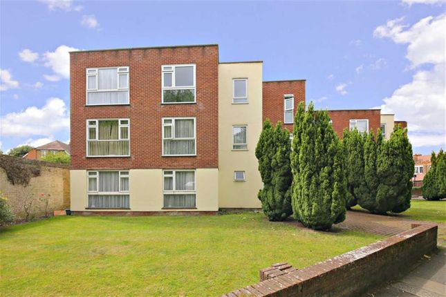 Thumbnail Flat for sale in Abbey Road, Bush Hill Park, Middlesex