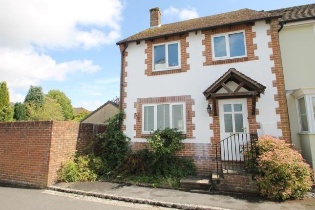 Thumbnail End terrace house for sale in Barlavington Way, Midhurst, West Sussex