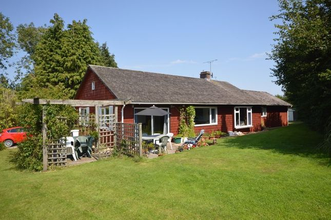 Thumbnail Detached bungalow for sale in Winford Road, Chew Magna, Bristol