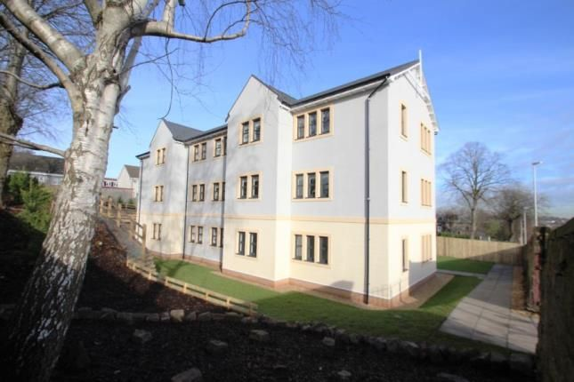 Thumbnail Flat for sale in Hunterhill Gardens, Paisley, Renfrewshire