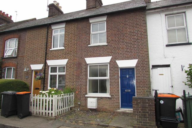 Thumbnail Terraced house to rent in Summer Street, Slip End, Luton