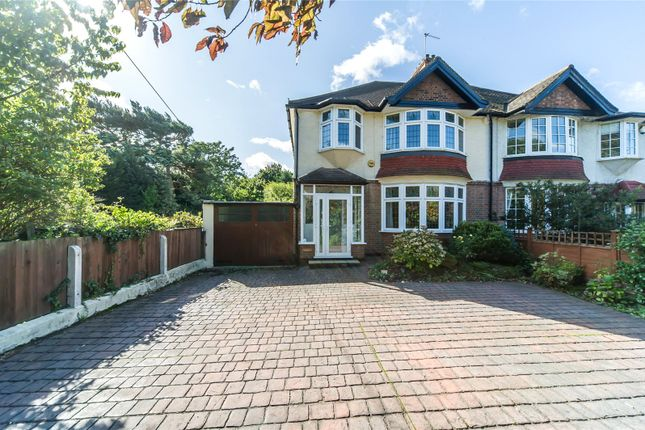 Thumbnail Semi-detached house for sale in Bexley Road, Eltham, London