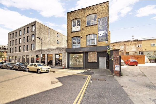 Thumbnail Property for sale in Prince Edward Road, London