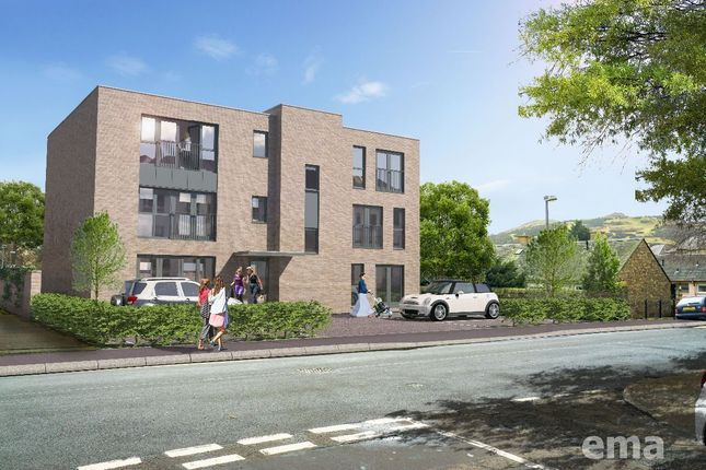 Thumbnail Flat for sale in Plot 1, Loaning Road, Edinburgh