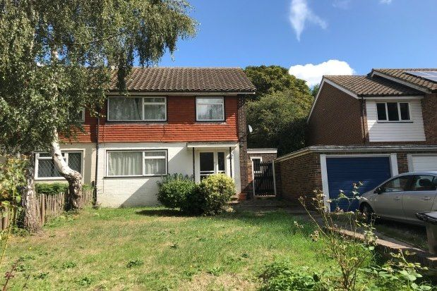 Thumbnail Semi-detached house to rent in Spring Lane, Canterbury