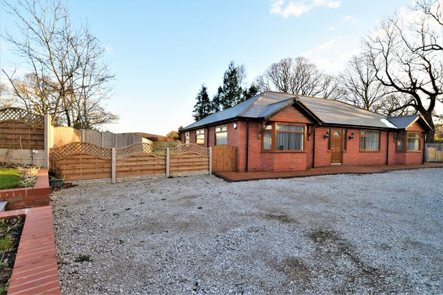 Thumbnail Detached bungalow for sale in Wrexham Road, Wrexham