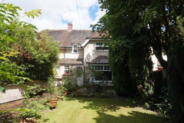 Thumbnail Cottage for sale in Farm Lane, Grendon, Atherstone