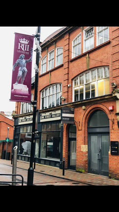 Thumbnail Property to rent in Cank Street, Leicester
