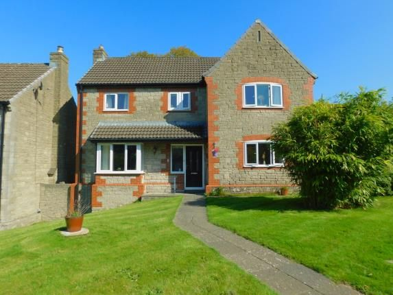 Thumbnail 4 bed detached house for sale in Lower Charlton, Shepton Mallet, Somerset