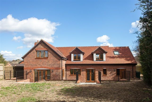 Thumbnail Detached house for sale in Chapel Lane, Ashford Hill, Thatcham