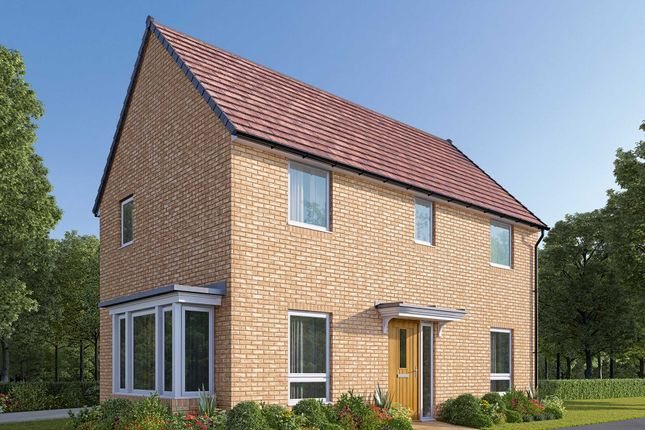 "Thumbnail Detached house for sale in ""The Kelham"" at Bede Ling, West Bridgford, Nottingham"