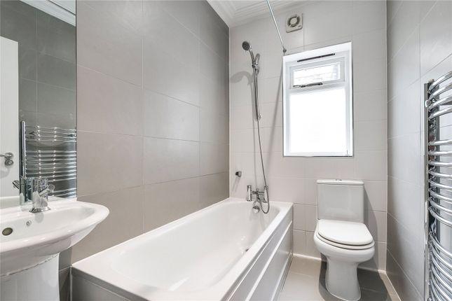 Bathroom of Jubilee Terrace, Burlington Road, London SW6