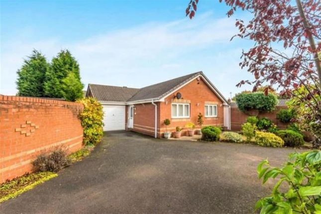 Thumbnail Detached bungalow for sale in Sherlock Close, Willenhall