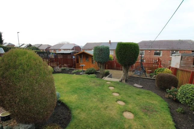Thumbnail Semi-detached house for sale in Wylam Road, Shield Row, Stanley