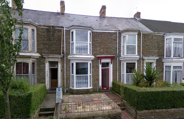 Thumbnail Shared accommodation to rent in Aylesbury Road, Brynmill
