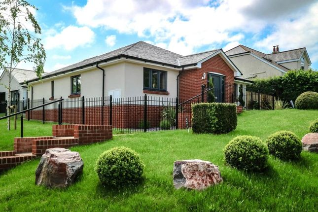 Thumbnail Detached bungalow for sale in Moonhill Copse, West Clyst, Exeter, Devon