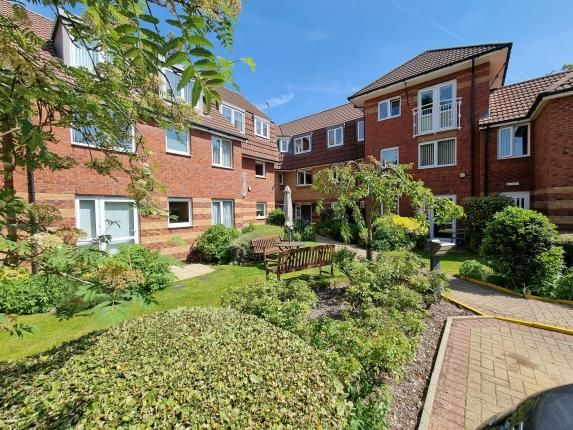 Thumbnail Property for sale in Greenways Court, 2 Plymyard Avenue, Wirral, Merseyside