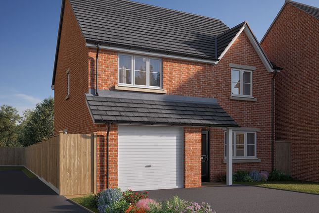 """Thumbnail Detached house for sale in """"The Goodridge"""" at Cobblers Lane, Pontefract"""