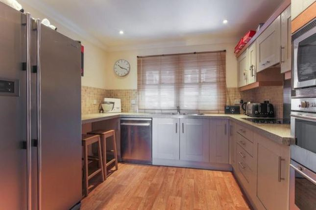 Thumbnail Town house for sale in Recorder Road, Norwich