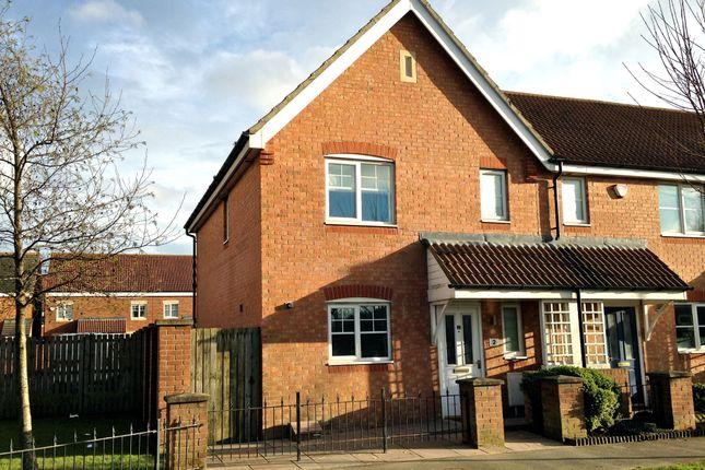 Terraced house for sale in Rothbury Drive, Ashington