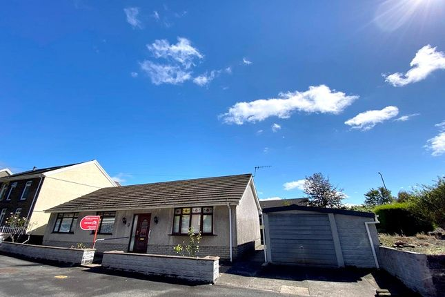 Thumbnail Detached bungalow for sale in Old Road, Neath Abbey, Neath, Neath Port Talbot.