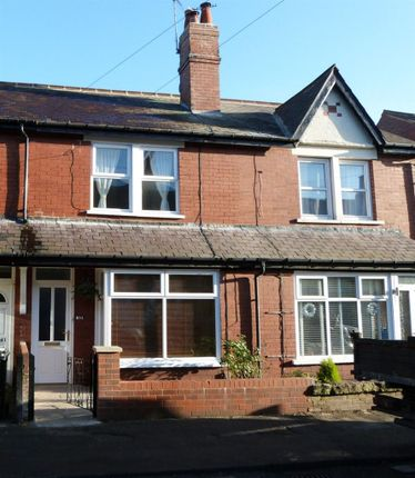 Thumbnail Terraced house to rent in Hookstone Avenue, Harrogate