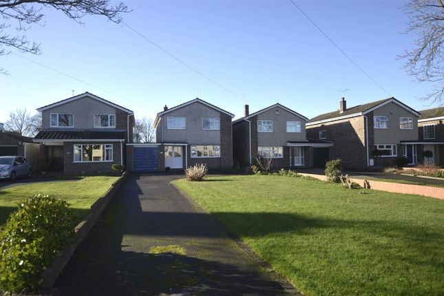 Thumbnail Link-detached house for sale in Rectory Road, Frampton Cotterell, Bristol