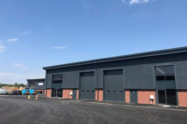 Thumbnail Light industrial for sale in Unit 4, Railway View Business Park, Off Coney Green Road, Clay Cross