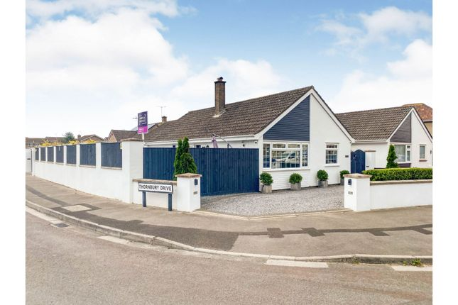 Thumbnail Bungalow for sale in Thornbury Road, Weston-Super-Mare