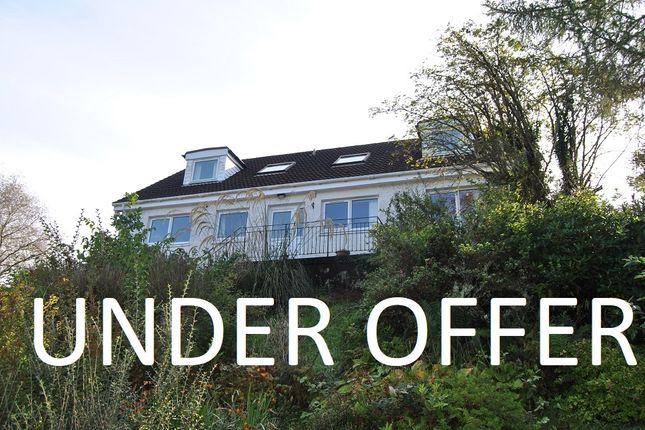 Detached house for sale in Polvinister Road, Oban