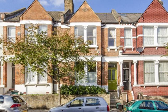 Thumbnail Terraced house for sale in Despard Road, Highgate Borders