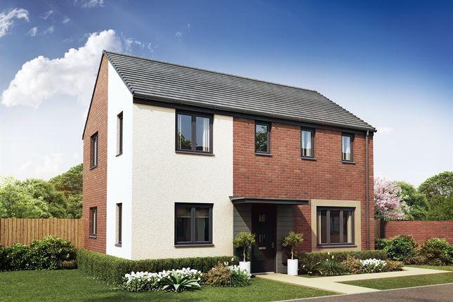 "Thumbnail Detached house for sale in ""The Clayton Corner"" at Heyford Avenue, Buckshaw Village, Chorley"