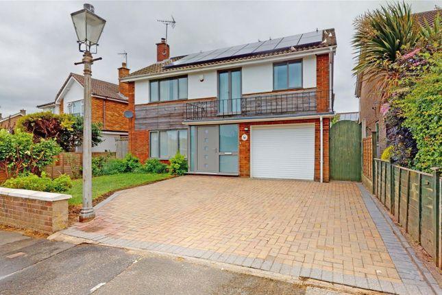 Thumbnail Detached house to rent in Leckhampton, Cheltenham, Gloucestershire