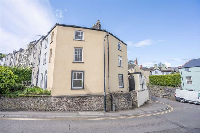 3 bed end terrace house for sale in Mount Pleasant, Chepstow, Monmouthshire NP16