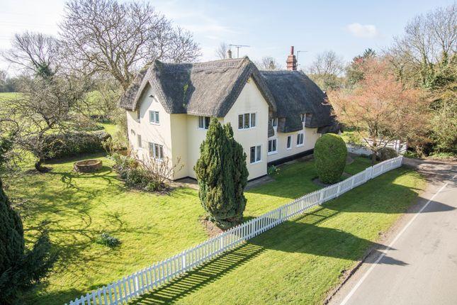 Thumbnail Detached house for sale in Hamperden End, Debden Green, Saffron Walden