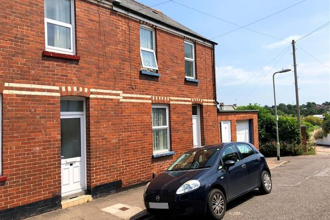 Thumbnail Flat to rent in Victor Street, Exeter