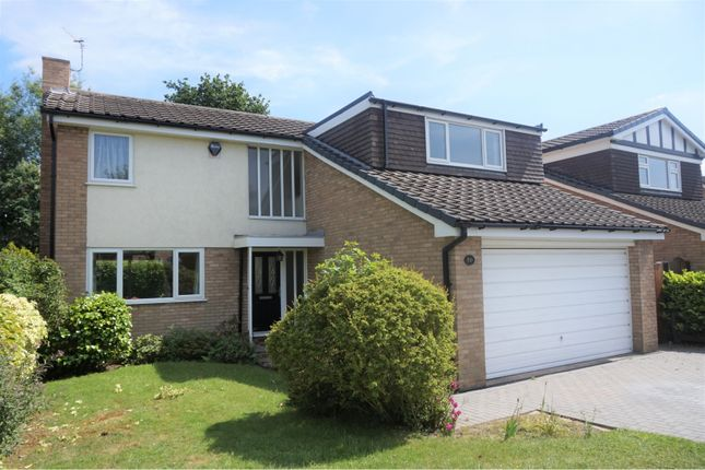 Thumbnail Detached house for sale in Southdown Crescent, Cheadle