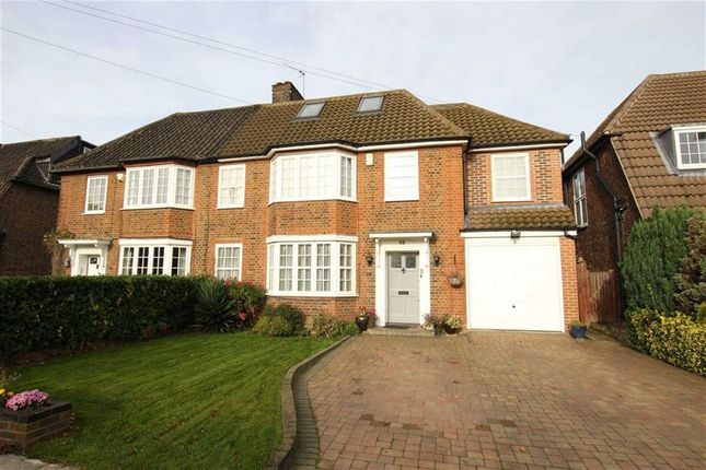 Thumbnail Semi-detached bungalow for sale in Southway, London