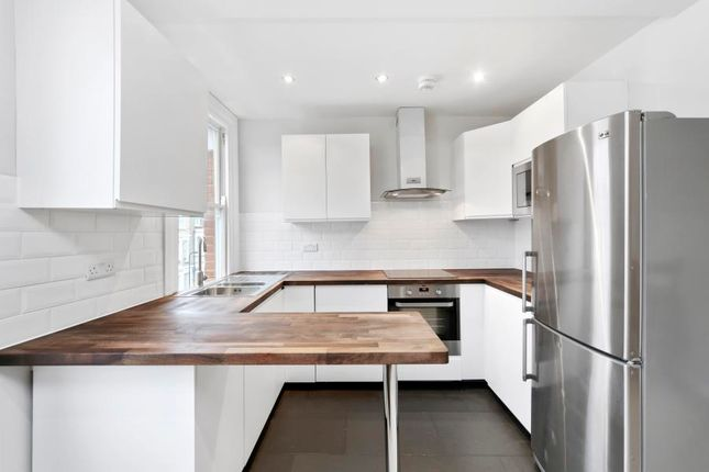 Thumbnail Flat to rent in Messina Avenue, West Hampstead