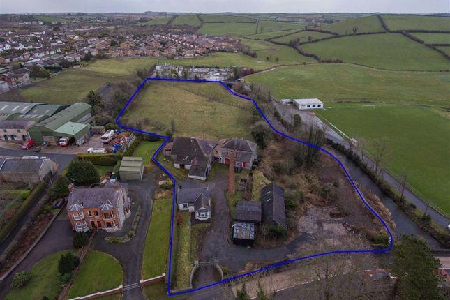 Thumbnail Land for sale in Church Road, Ballynahinch