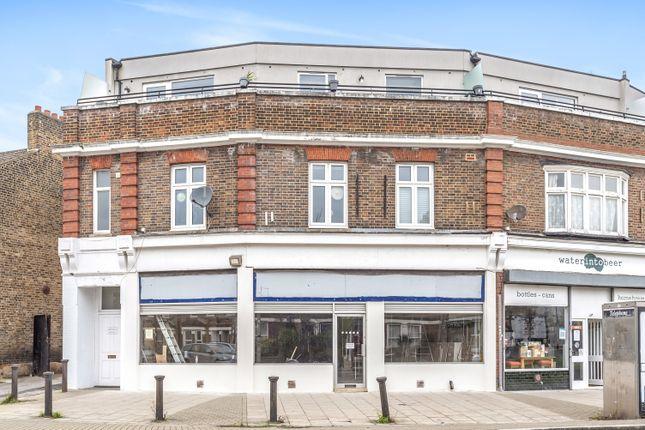 External of Mantle Road, London SE4