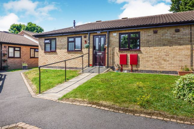 Thumbnail Bungalow for sale in Lavender Close, Strelley
