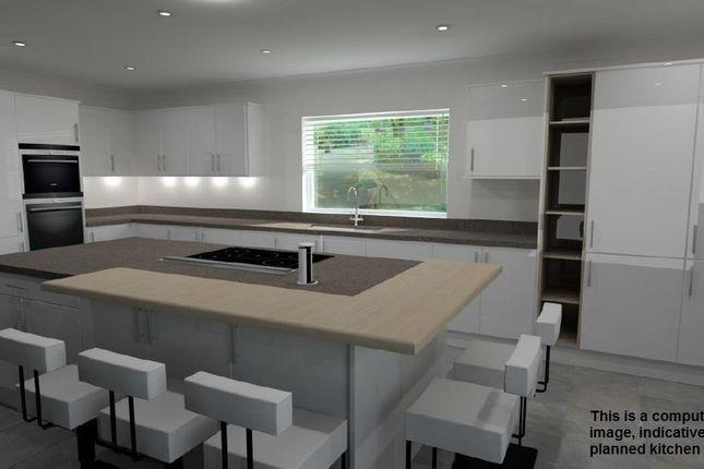 Kitchen Example of High Street, Brington, Huntingdon, Cambridgeshire PE28