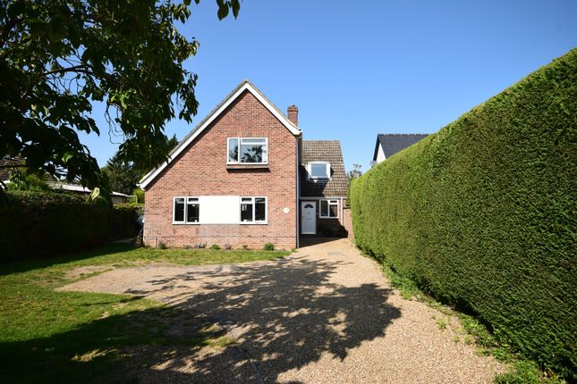 Thumbnail Detached house for sale in Mill Road, Ridgewell, Halstead