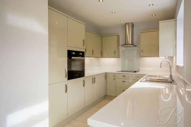 Thumbnail Semi-detached house for sale in Sookholme Lane, Warsop, Mansfield