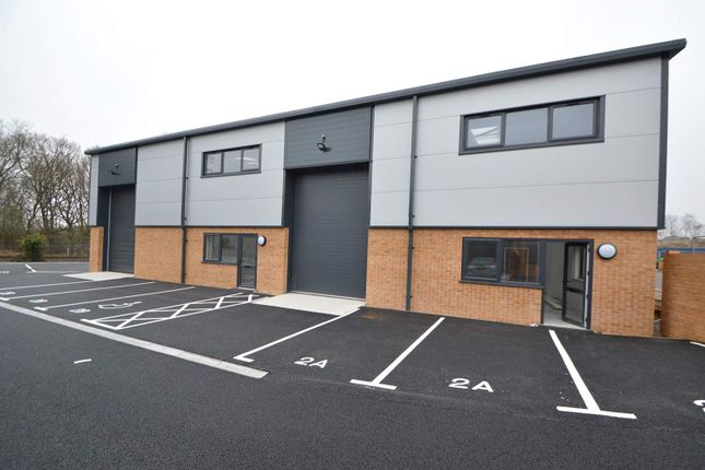 Warehouse to let in Plot 5, Holton Point, Poole