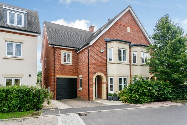 Thumbnail Semi-detached house for sale in Iffley Turn, Oxford
