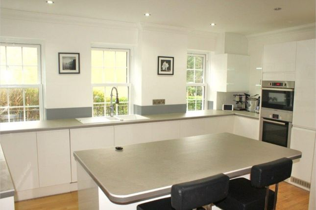 4 bed town house for sale in Branksome Wood Road, Westbourne, Bournemouth