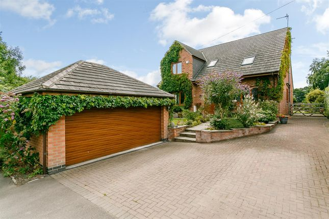 Thumbnail Property for sale in Duck Street, Egginton, Derby